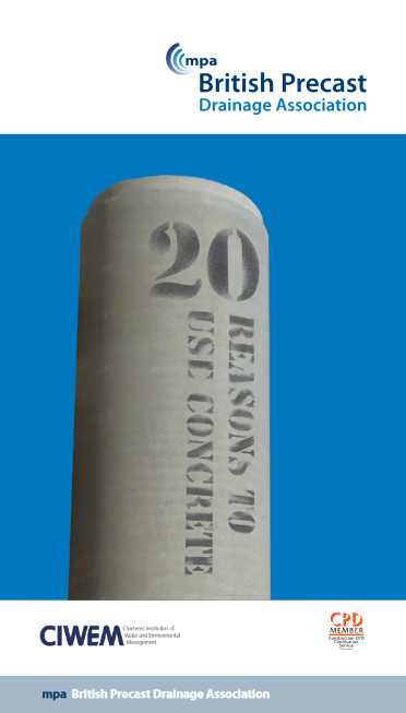 20 Reasons To Use Concrete: New Updated Version Out Now!