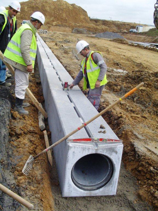 Sustainable Urban Drainage Systems Concrete Suds Design