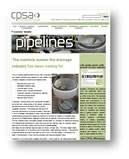 "Winter 2010/2011 Issue of ""Pipeline"""