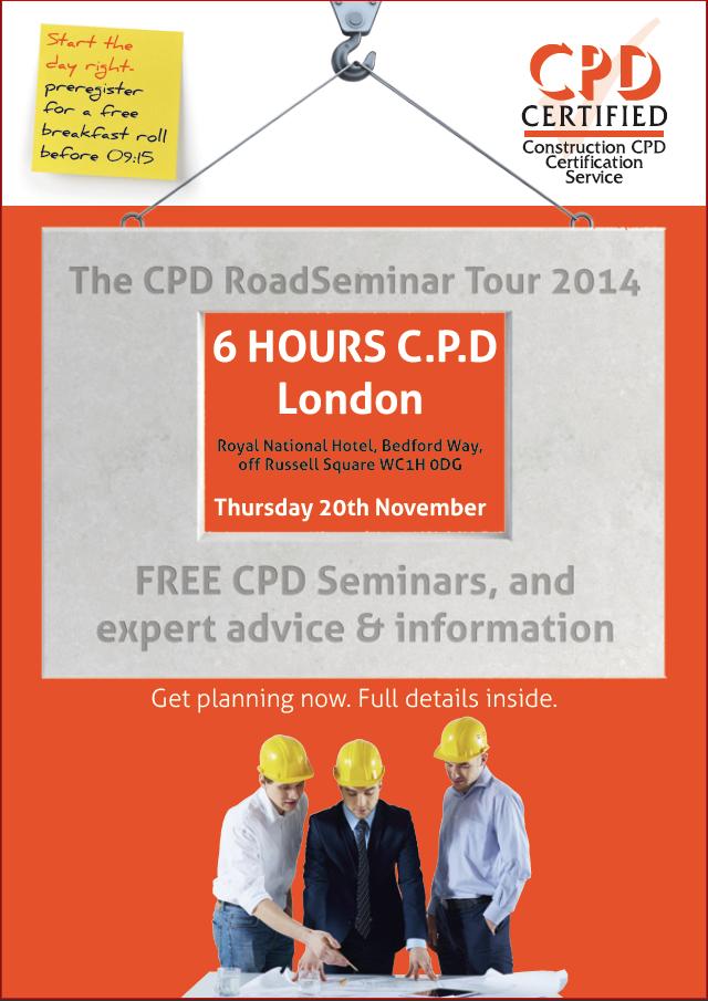 CPD seminar London