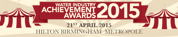 Water Industry Achievement Awards 2015