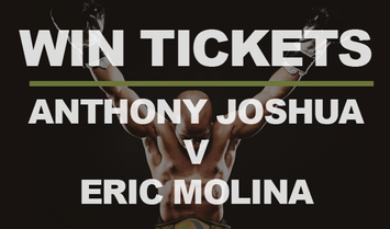 Win Tickets to Joshua V Molina